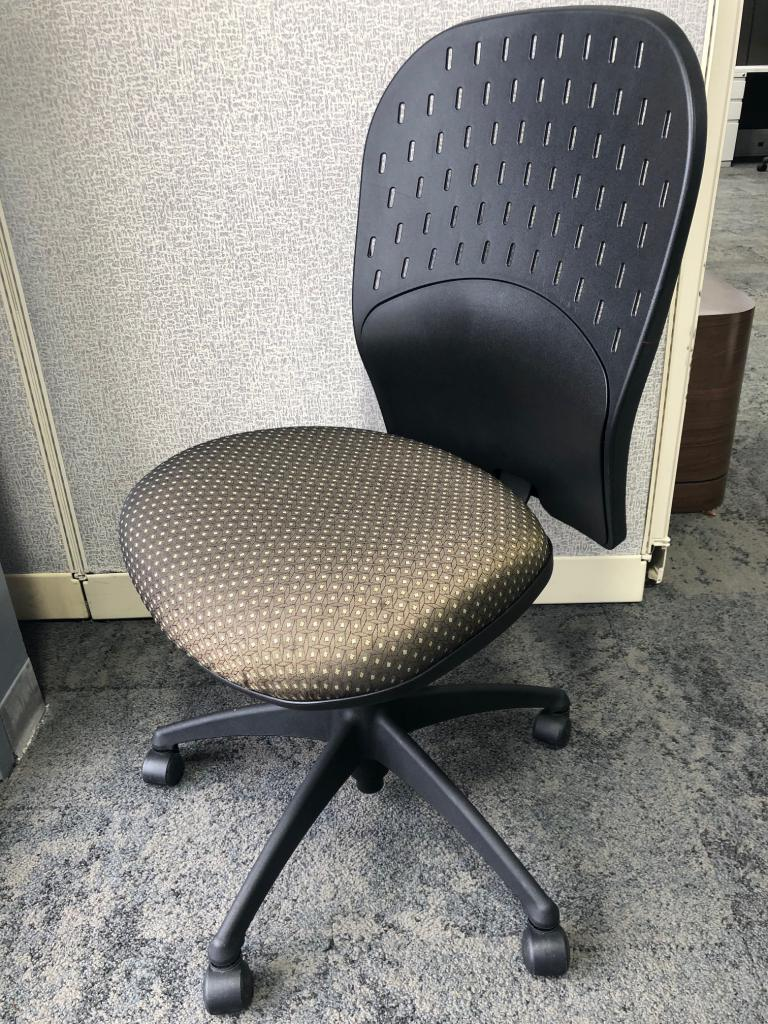 Sit on it Task Chairs - click to see full size photo