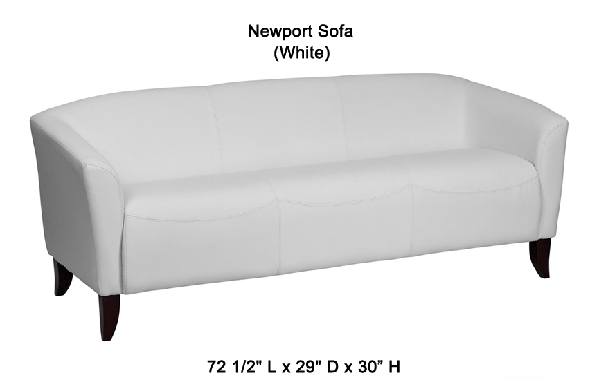 Newport seating set - click to see full size photo